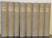Ancient Coins - Cohen: Description historique des monnaies frappées sous l'empire romain communément appelées médailles impériales (deuxième édition) volumes 1-8 (complete)