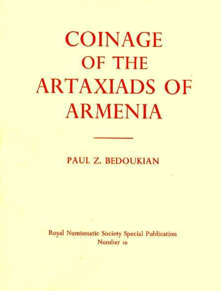Ancient Coins - COINAGE OF THE ARTAXIADS OF ARMENIA
