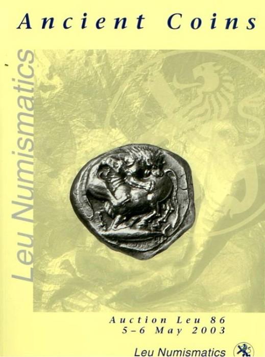 Ancient Coins - Leu 86. Ancient Coins