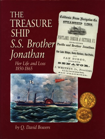 Ancient Coins - Bowers: The Treasure Ship S. S. Brother Jonathan