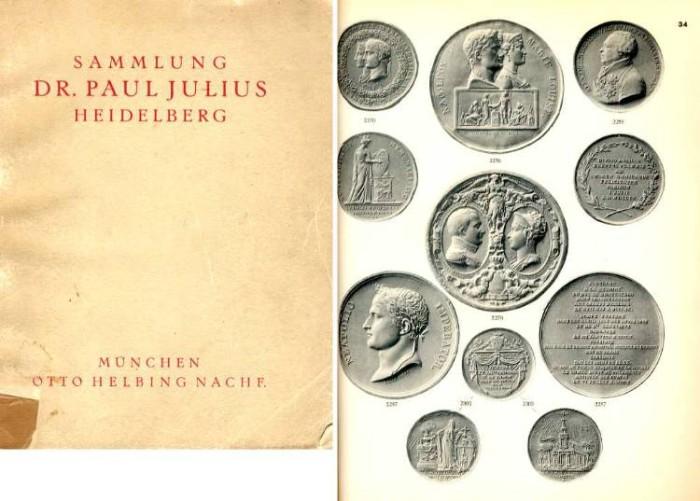 Ancient Coins - SAMMLUNG P. JULIUS. FRANZOISISCHE REVOLUTION: NAPOLEON I. UND SEINE ZEIT. MEDAILLEN/ORDEN/ORDEN UND EHRENZEICHEN/MUNZEN,