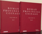 Ancient Coins - Roman Provincial Coinage Vol 9 RPC.