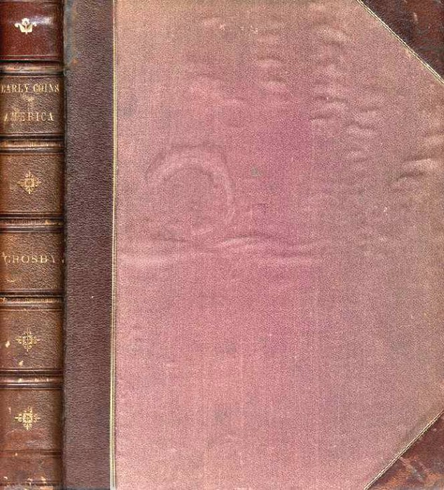 Ancient Coins - Crosby. The Early Coins of America, 1878