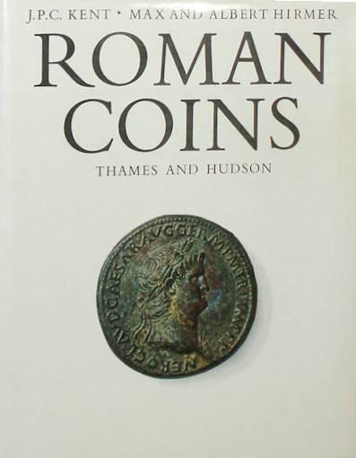Ancient Coins - Kent & Hirmer. ROMAN COINS