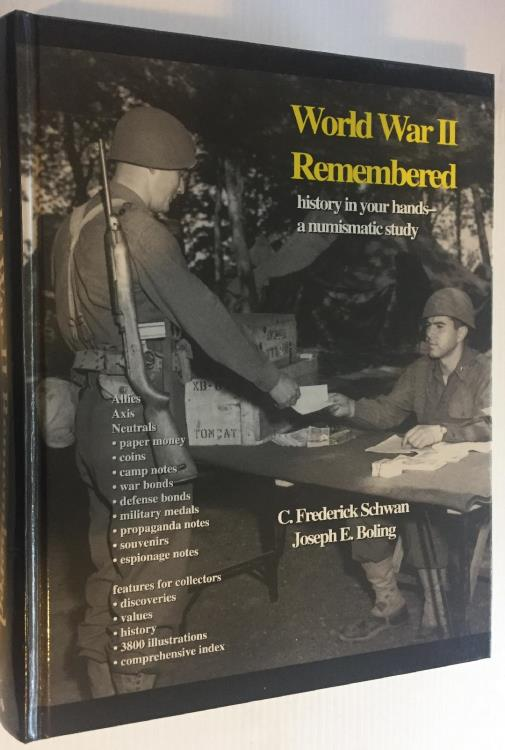 US Coins - World War II Remembered. History in Your Hands. A Numismatic Study