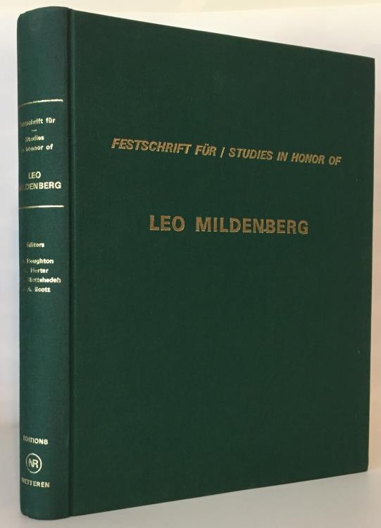 Ancient Coins - Houghton, Hurter et al: Studies in Honor of Leo Mildenberg