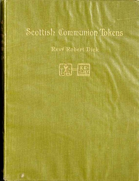 Ancient Coins - SCOTTISH COMMUNION TOKENS OTHER THAN THOSE OF THE ESTABLISHED CHURCH