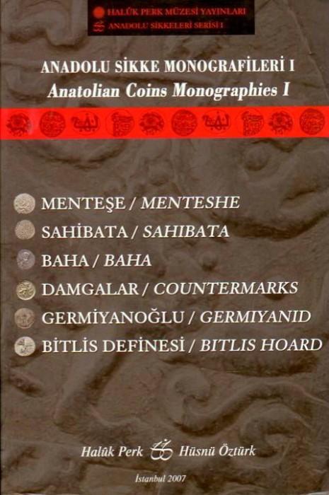 World Coins - Perk: Anatolian Coins Monographies I.