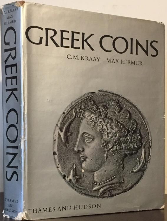 Ancient Coins - Kraay & Hirmer: Greek Coins (Thames & Hudson printing)