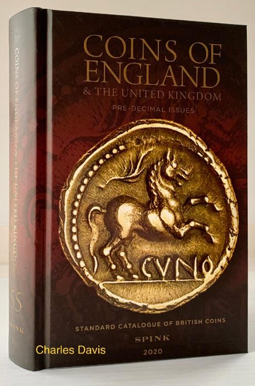 World Coins - Coins of England and the United Kingdom 55th Edition 2020, Pre-Decimal Issues