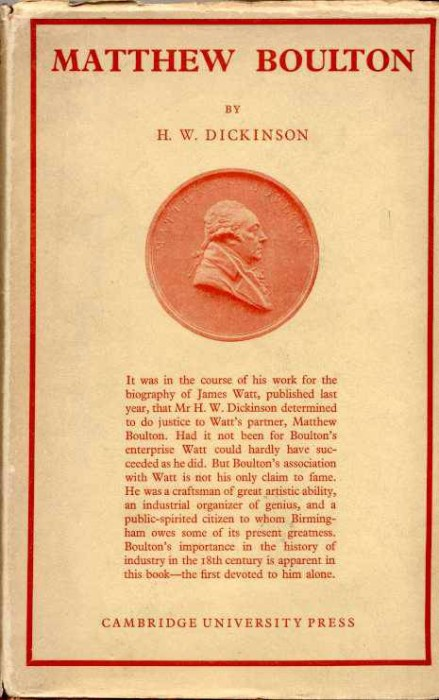 Ancient Coins - Dickinson: MATHEW BOULTON