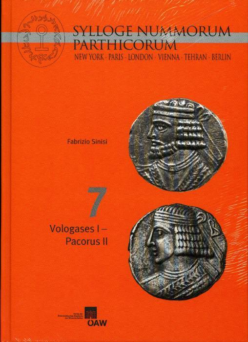Ancient Coins - Sylloge Nummorum Parthicorum: Vologases I - Pacorus II