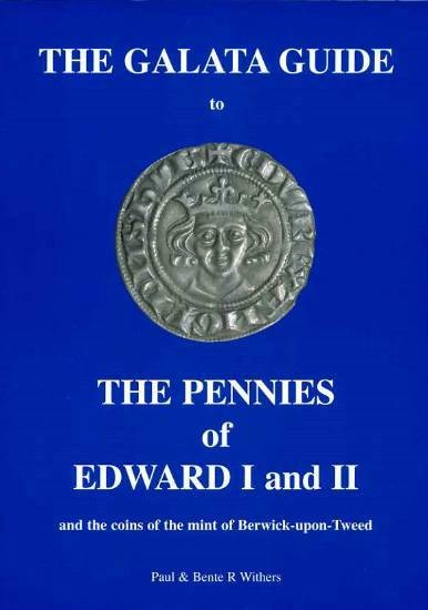 World Coins - Withers. The Pennies of Edward I & II