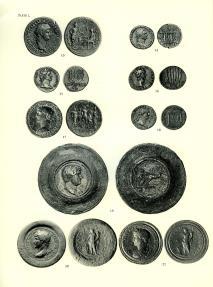 Ancient Coins - Vermeule, Cornelius C. III]: Roman Medallions, Museum of Fine Arts, Boston