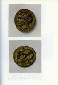 Ancient Coins - Franke-Hirmer: Die Griechische Munze