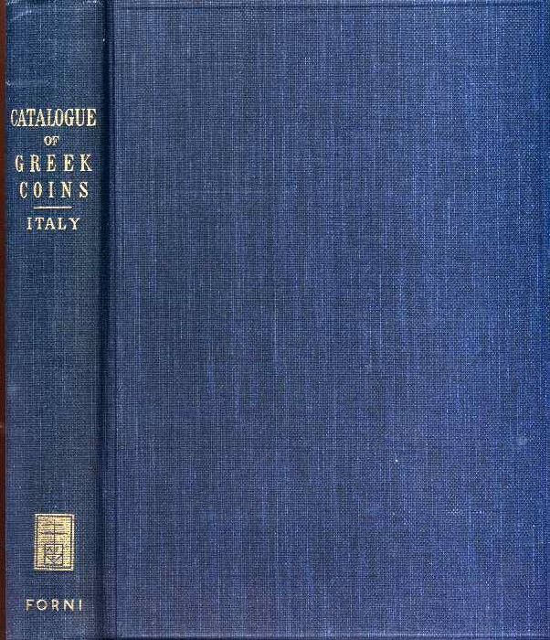 Ancient Coins - CATALOGUE OF THE GREEK COINS IN THE BRITISH MUSEUM  1, Italy