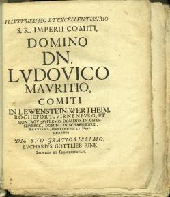 Ancient Coins - Rink, Eucharius Gottlieb: De Veteris Nvmismatis Potentia Et Qvalitate Lucubratio : occasione Rubricæ Codicis de eodem Argumento;