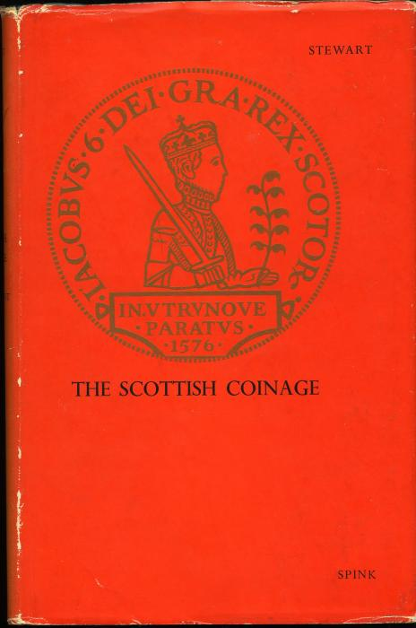 World Coins - Stewart: The Scottish Coinage, with supplement