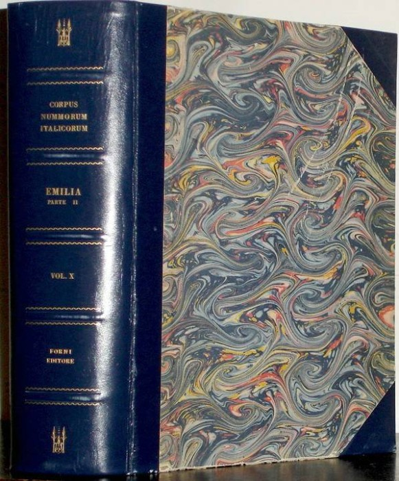 World Coins - Victor Emmanuel: Corpus Nummorum Italicorum Vol 10. Emilia (Part II)