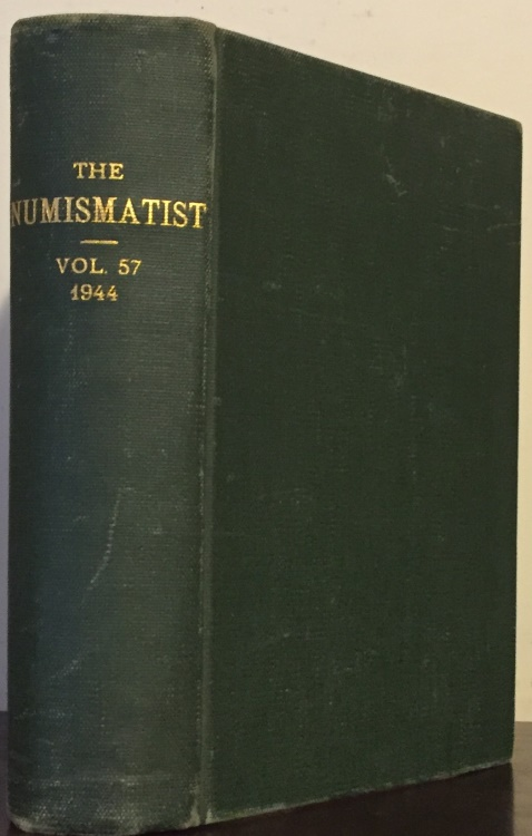 US Coins - A.N.A.: The Numismatist Vol. 57 (1944)