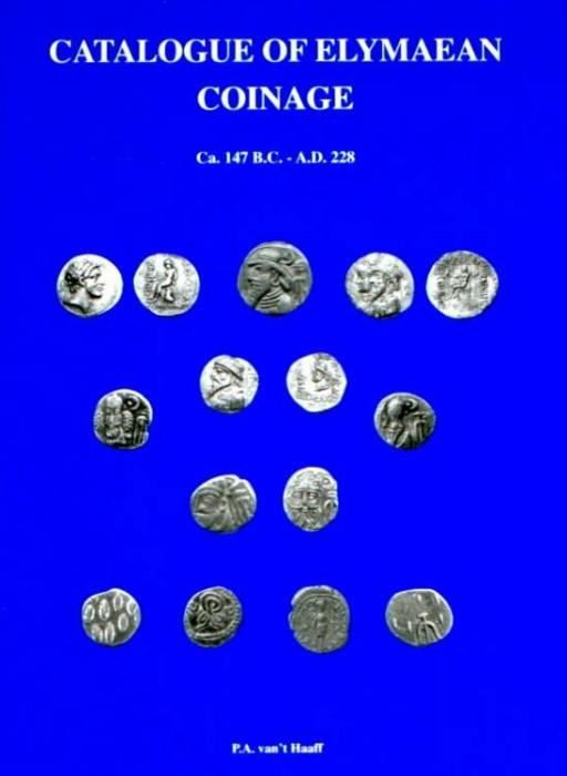 Ancient Coins - van't Haaff: Catalogue of Elymaean Coinage c147 BC - AD 228