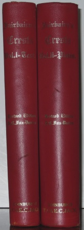 Ancient Coins - Fox-Davies: FAIRBAIRN'S BOOK OF CRESTS OF THE FAMILES OF GREAT BRITAIN AND IRELAND.