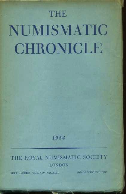 Ancient Coins - Numismatic Chronicle 1954