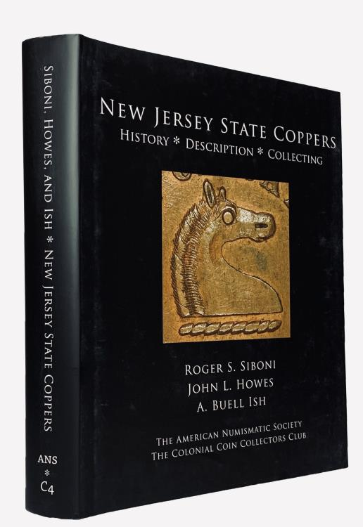 US Coins - Siboni, Howes & Ish, New Jersey State Coppers. History. Description. Collecting