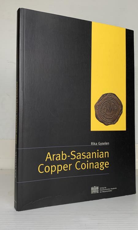 Ancient Coins - Gyselen: Arab Sasanian Copper Coinage
