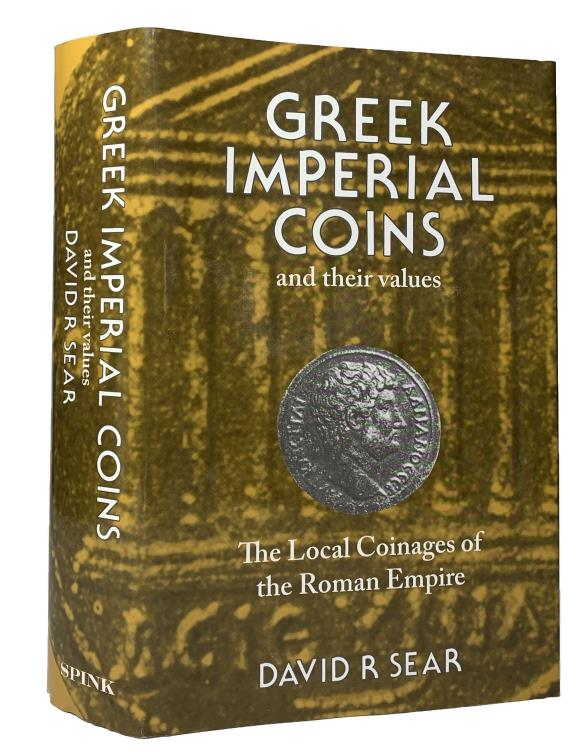 Ancient Coins - Sear: Greek Imperial Coins and Their Values