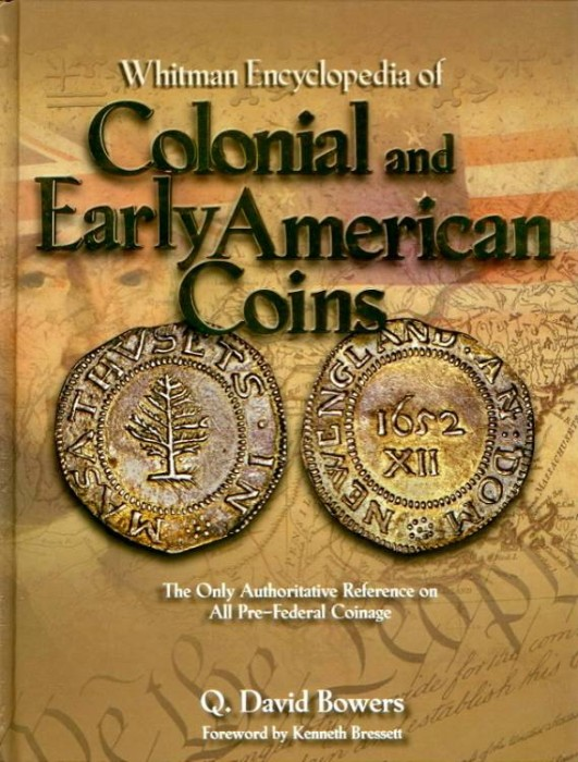 Ancient Coins - Bowers: Colonial and Early American Coins.