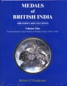 World Coins - Puddester: Medals of British India. Volume One. Commemorative and Historical Medals from 1750 to 1947