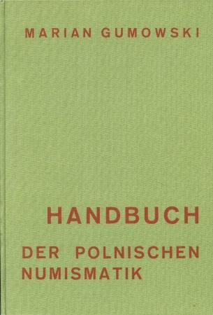 Ancient Coins - Gumowski: Handbuch Der Polnishchen Numismatik