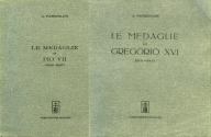 World Coins - Patrignani: Le Medaglie di Pio VII [and] Gregorio XVI