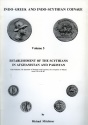 Ancient Coins - Mitchiner: Indo-Greek and Indo-Scythian Coinage, Volume 5, Establishment of the Scythians in Afganistan and Pakistan