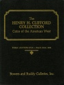 Us Coins - Bowers & Ruddy. The Clifford Collection, hardbound edition