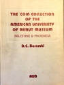 Ancient Coins - Baramki, D.C.: Palestine and Phoenicia (The Coin Collection of the American University of Beirut Museum)