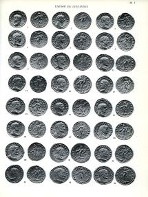 Ancient Coins - Numismatique Romaine   8. Bastien: Trésors monétaires du Cher. Lignières (294-310), Osmery (293-313)