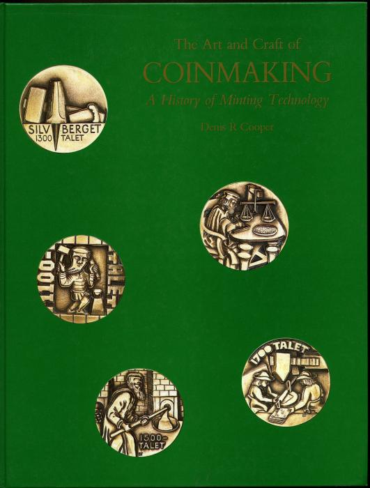 World Coins - Cooper: The Art and Craft of Coin Making