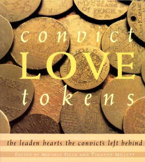 Ancient Coins - CONVICT LOVE TOKENS