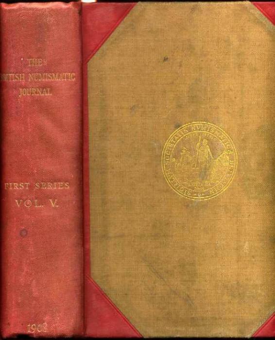 Ancient Coins - British Numismatic Journal 1908