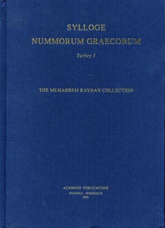 Ancient Coins - SNG Turkey 1. The Muharrem Kayhan Collection