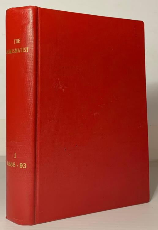 US Coins - Numismatist. Reprint of the First 6 Volumes 1888-1893