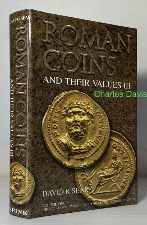 Ancient Coins - Sear: Roman Coins & Their Values. Volume 3