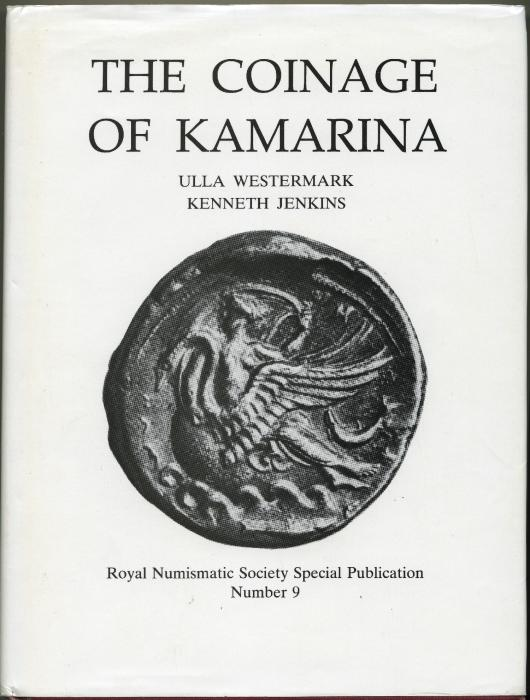 Ancient Coins - Westermark & Jenkins: The Coinage of Kamarina
