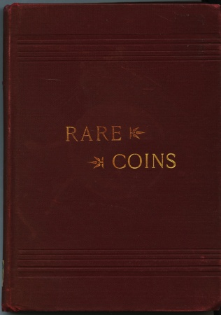Ancient Coins - von Bergen: The Rare Coins of America