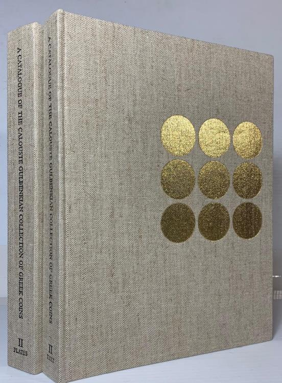 Ancient Coins - Gulbenkian: A Catalogue of the Calouste Gulbenkian Collection of Greek Coins. Part 2. (Greece to the East)