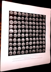 Ancient Coins - Elder: Remarkable Collection of Greek Tetradrachms, 6 large plates