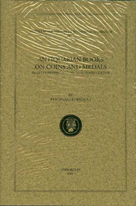 Ancient Coins - Bassoli. Antiquarian Books on Coins and Medals