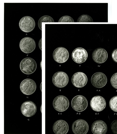 World Coins - Raymond: Photographic Plates of Franco America Jetons - The W. W. C. Wilson Collection